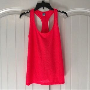 Old Navy Active Racerback Hot Pink Workout tank